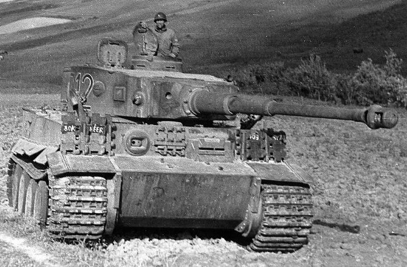 Zbrane ii. sv. vojny - (zssr, usa, vb, nemecko)